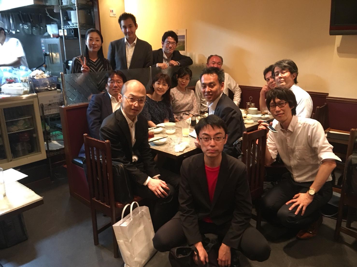 日本橋市川浦安若手の会