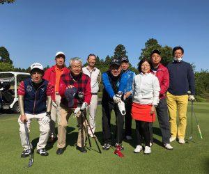 懇親ゴルフ会